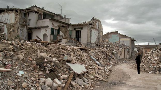 """Terremoto INGV: """"Rivisto ruolo geologico su scuotimento di Onna (AQ) nel 2009"""""""