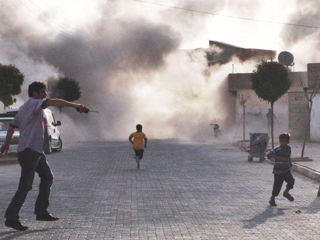 Siria: Save the Children, ucciso un bambino al giorno ad Idlib