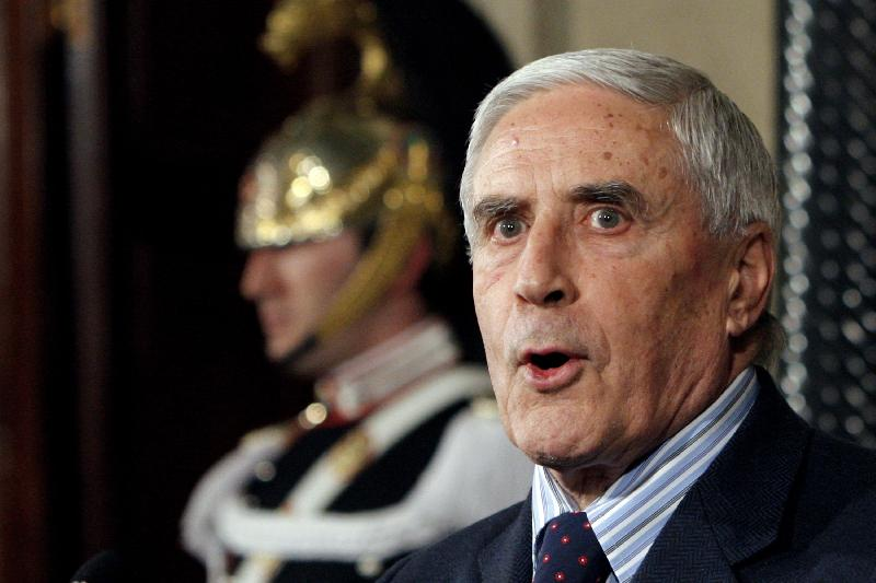 Addio a Franco Marini, politico e sindacalista abruzzese