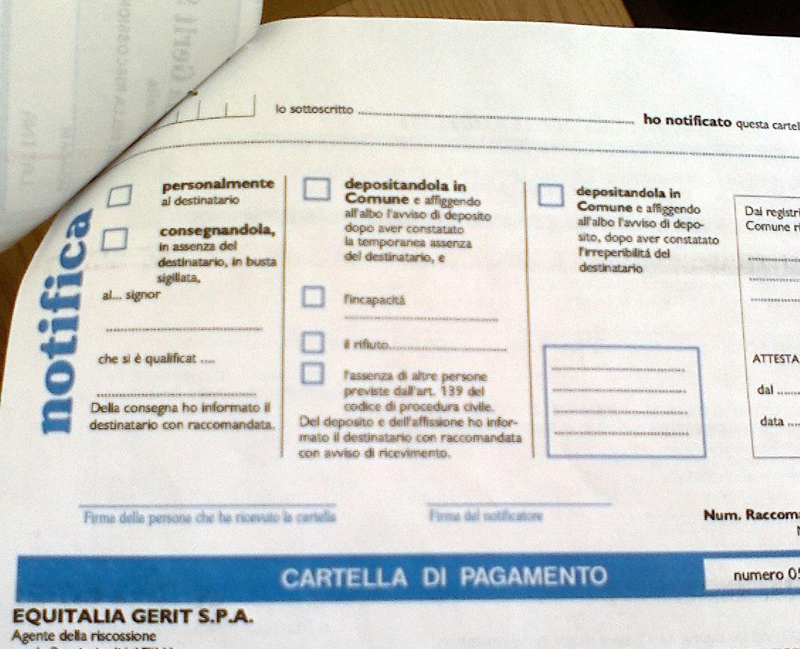 Rottamazione Cartelle, il servizio online dell'Agenzia delle Entrate