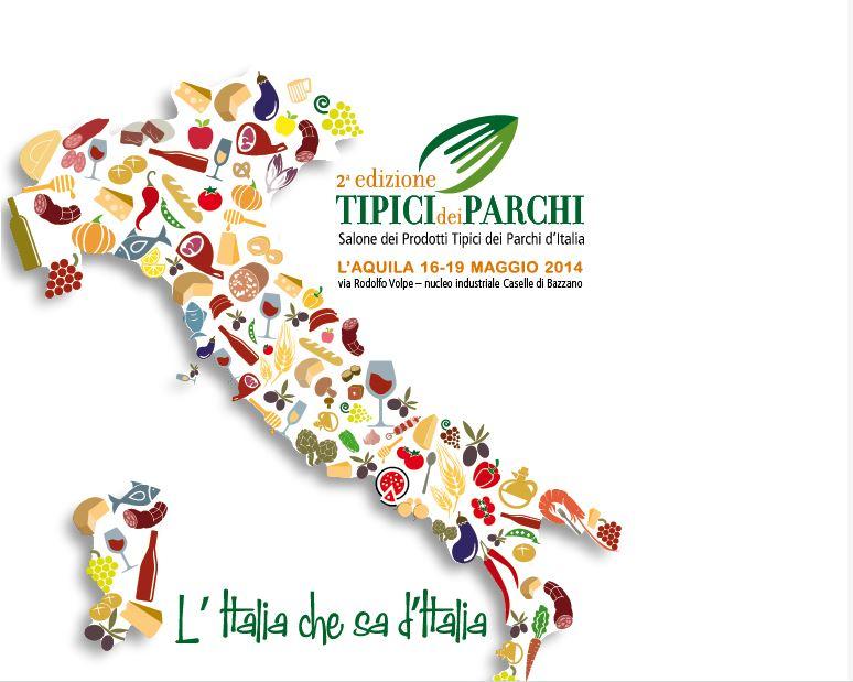 Apre i battenti il salone dei prodotti tipici dei parchi d for Prodotti tipici roma