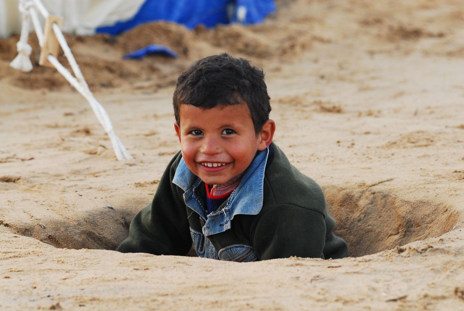 """Gaza: disoccupazione record, """"inabitabile"""" entro il 2020"""