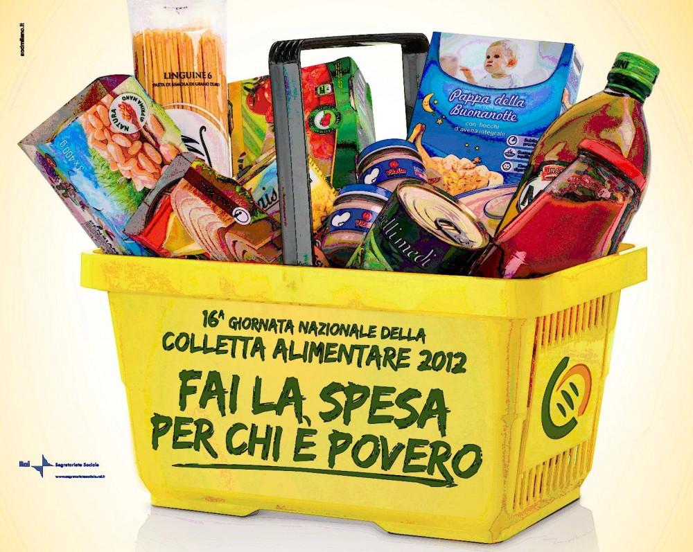 Torna la Colletta Alimentare, tanti punti vendita a Firenze