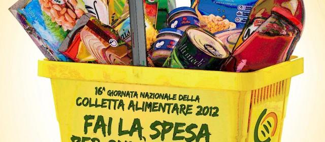 Giornata Nazionale della Colletta Alimentare, anche in Abruzzo un'occasione concreta per fare il bene