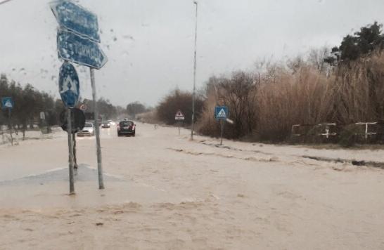 Esondazione torrente buonanotte gli ambientalisti siamo for Cabine del torrente grave