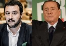 Alta tensione Salvini-Berlusconi