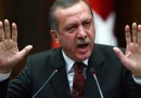 Erdogan ordina l'attacco in Siria