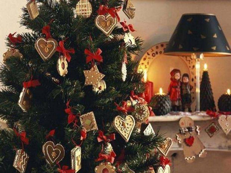 Case Di Campagna Addobbate Per Natale : Addobbi natalizi per la casa idee e spunti