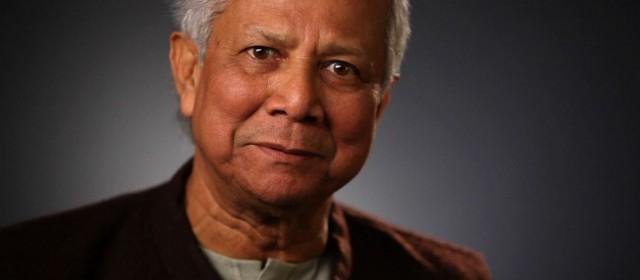 """Pace, Yunus: """"Gli imprenditori sociali salveranno il Centrafrica"""""""