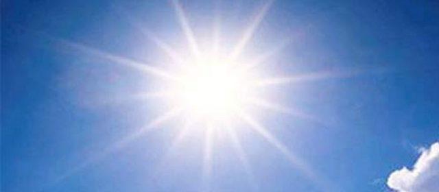 Meteo: dopo la pioggia torna il sole