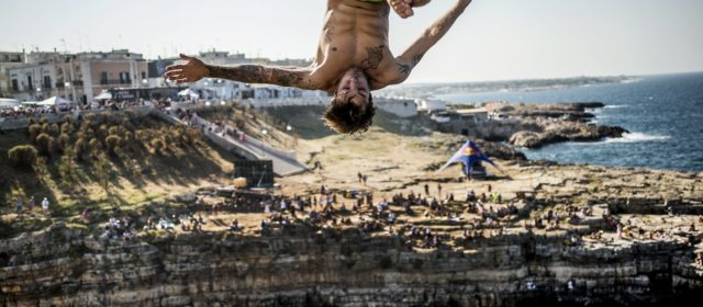 Red Bull Cliff Diving torna a Polignano