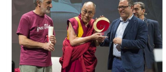 Sicilia: incontro speciale con Dalai Lama, lezione umanista e universale
