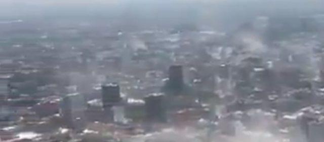 Messico: violento terremoto 7.4, morti e feriti/Video