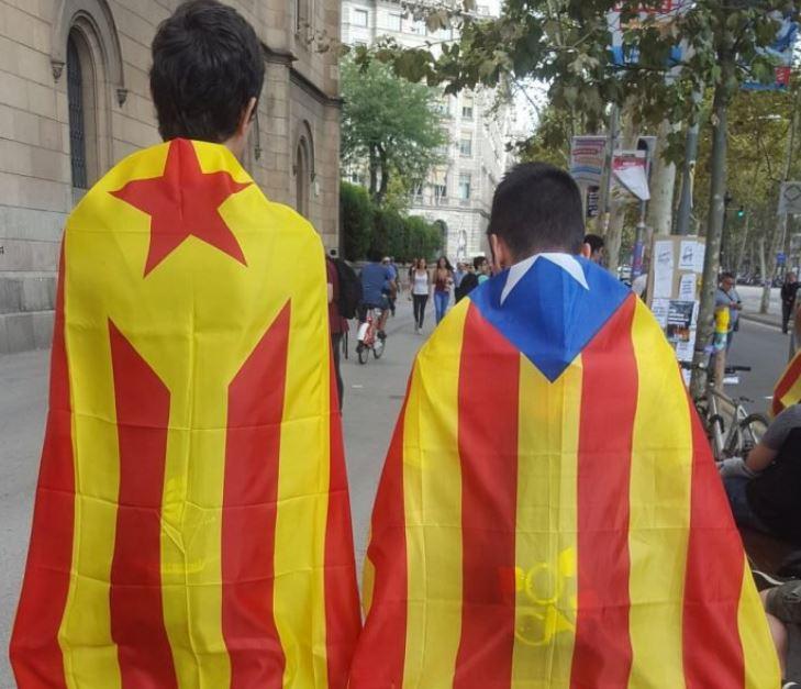 Catalogna, sciopero generale.