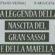"""Sabato 18 novembre, presentazione libro """"La Leggenda della Nascita del Gran Sasso e della Maiella"""""""