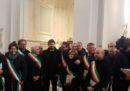 Autorità in Basilica Collemaggio