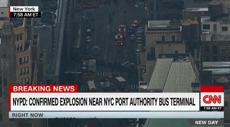 De Blasio: fallito attacco a New York