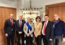 L'Aquila: incontro con le rappresentanze istituzionali dell'Albania
