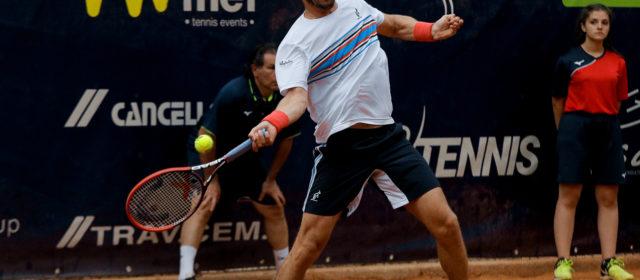 Internazionali di Tennis Città dell'Aquila: si vola in semifinale