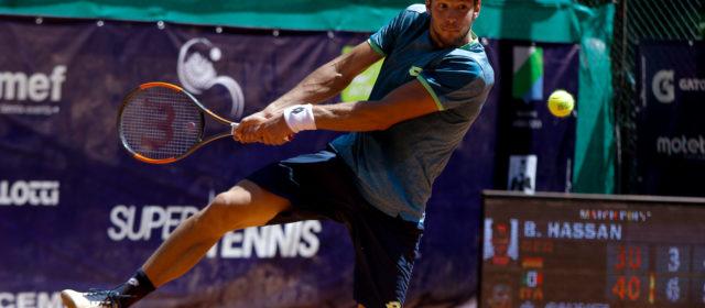Internazionali di Tennis Città dell'Aquila: quattro italiani in corsa verso la finale