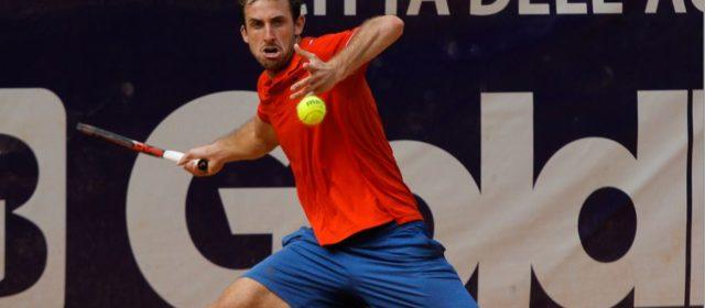 Internazionali di Tennis Città dell'Aquila: partite esaltanti ed un pubblico da finale al primo turno