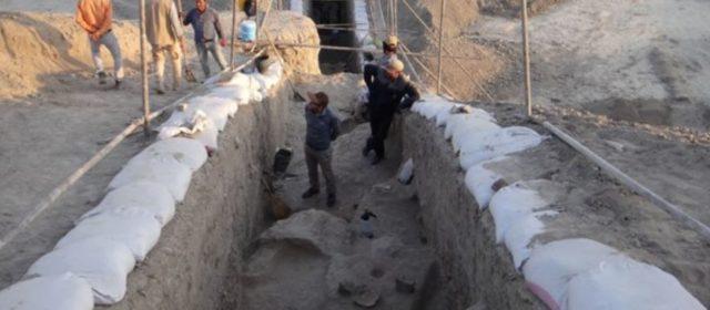 Iran: scoperto muro difensivo dell'età del bronzo