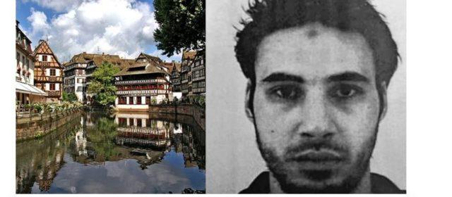 Strasburgo, Procura: presunto attentatore condannato già 27 volte