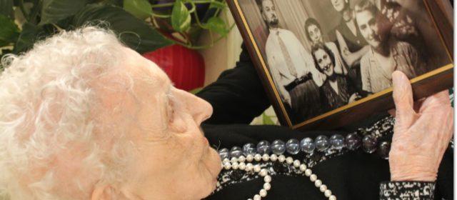 Anziani. Guerina 113 anni, la quarta donna piu' longeva d'Italia