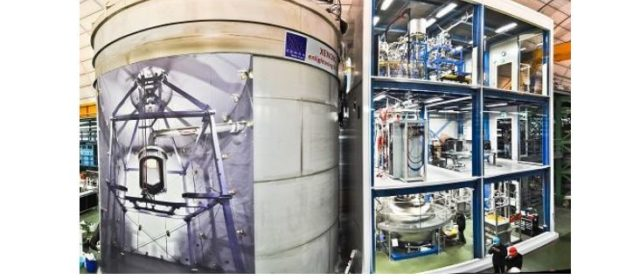 LNGS, misurato processo più raro osservato nell'Universo