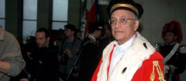 Morto il giudice Francesco Saverio Borrelli, capo del pool di Mani Pulite