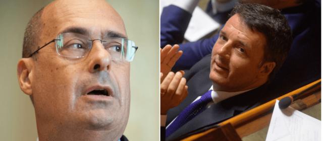 """Zingaretti: """"Rottura Renzi l'ho saputo da whatsapp"""""""