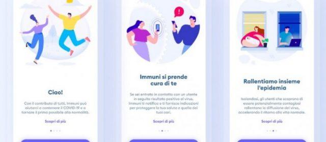 "Sanità. Via libera garante privacy ad app ""Immuni"""