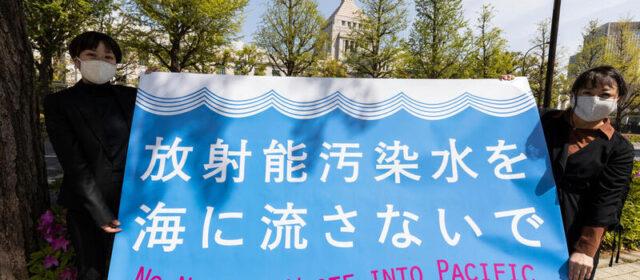 Nucleare. Fukushima, enormi rischi rilascio acque in mare