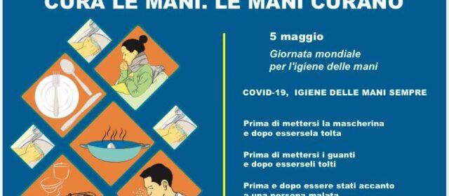 Salute: igiene mani tra azioni più efficaci per prevenire Covid