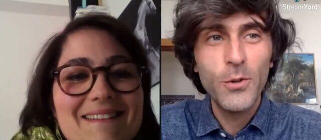 Unla AQ. Venerdì 7 maggio, Cinqueperdue: il prodotto della parola a cura di Agata Tiberi & Davide Scataglini