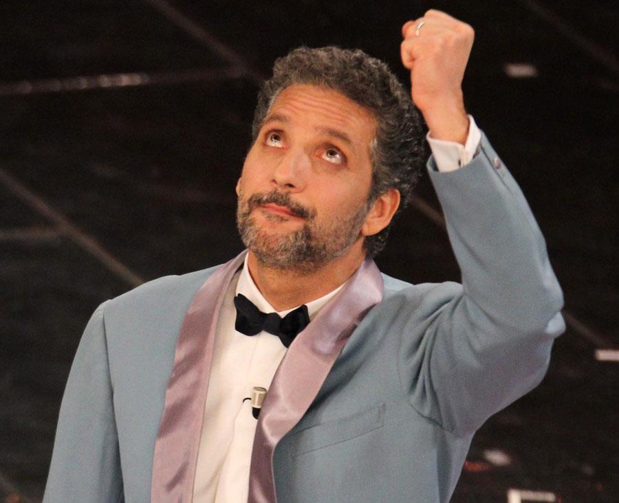 Sanremo 2013 - Beppe Fiorello al Festival della Canzone Italiana - Foto: Manuel Romano