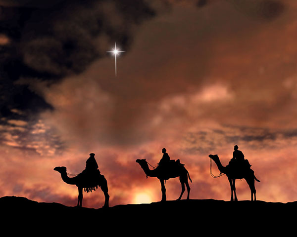 Papa Francesco e la Luce del Santo Natale di Gesù