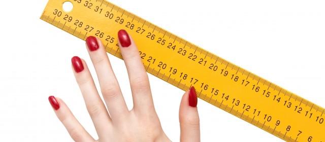 calcolatore delle dimensioni del pene