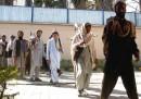 Taliban fighters in Nangarhar