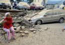 Italy, Amatrice,  August 24, 2016 earthquake in Amatrice