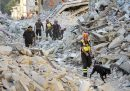 Italy 29 August 2016, earthquake in Central Italy