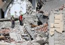 ITALY-AMATRICE-EARTHQUAKE