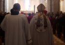 Mons. Petrocchi  in Basilica Collemaggio