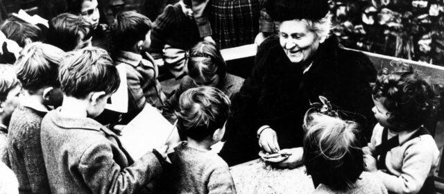 Montessori. Oggi 150 anni dalla nascita, 65mila scuole nel mondo -  L'Impronta L'Aquila