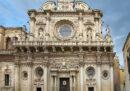 Cultura. Lecce, progetto restauro Santa Croce in nomination Premi Speciali Ilucidare 2021